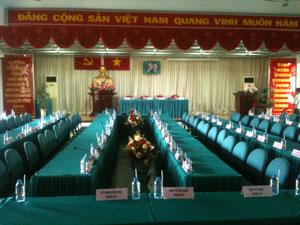 VĂN PHÒNG HUYỆN ỦY CỦ CHI – TP.HCM