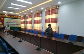 Văn phòng đại biểu Quốc Hội tỉnh Bến Tre