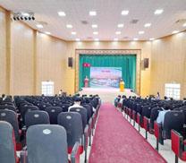 Trung tâm văn hóa huyện Cần Giờ
